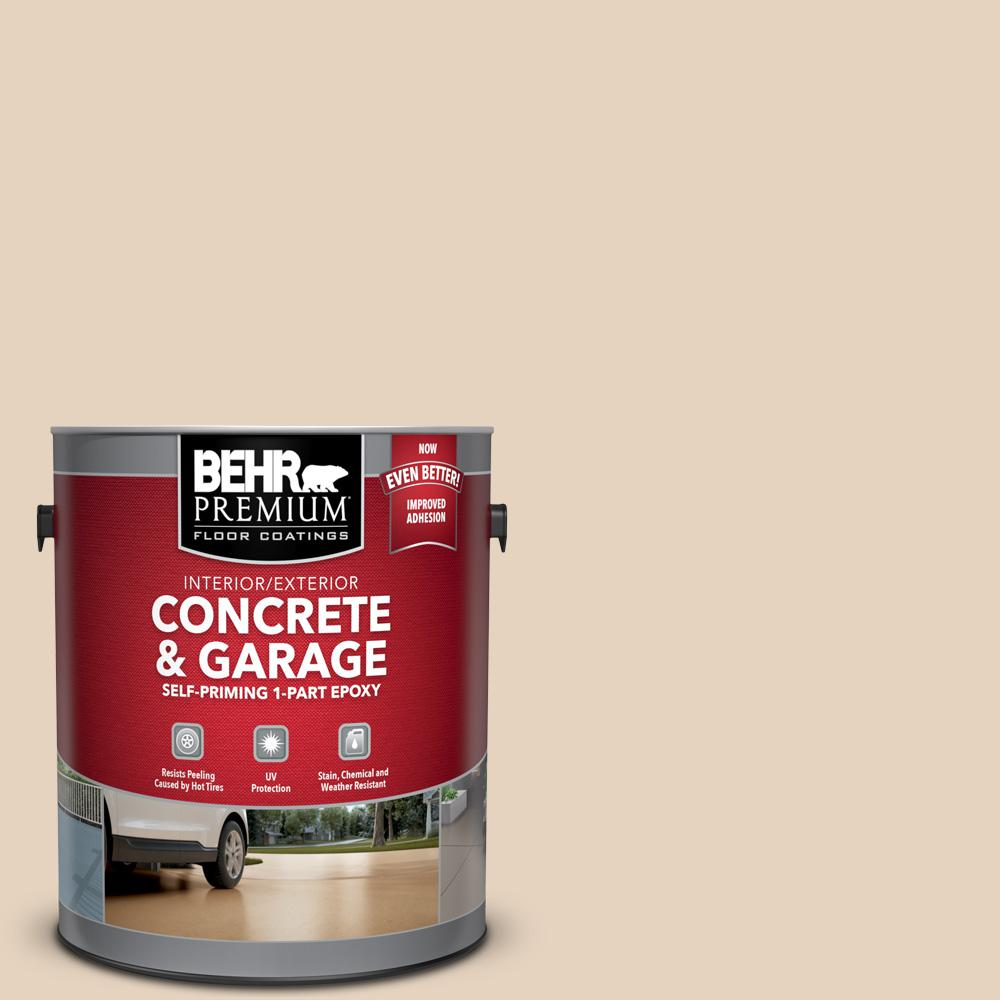 1 gal. #PPF-22 Inviting Veranda Self-Priming 1-Part Epoxy Satin Interior/Exterior Concrete and Garage Floor Paint
